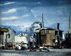 Oakie-camp