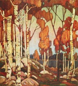 Tom-Thomson-Birches-L