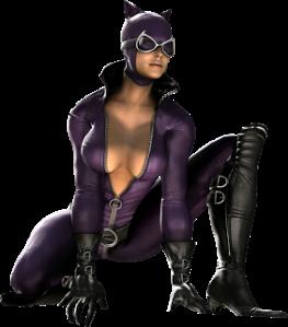 Mortal Kombat Catwoman