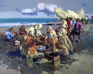Eustaquio Segrelles  - Eustaquio Segrelles del Pilar _ paintings _ artodyssey (7)