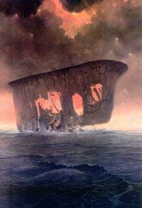 Zdzisław-Beksiński-lost-at-sea
