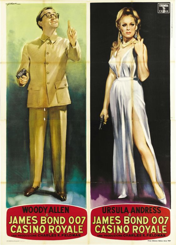 james-bond-casino-royale-italian-poster-giorgio-olivetti-woody-allen-ursula-andress